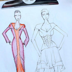 Sketching for Fashion Design - Beginner Course